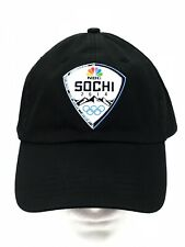 item 4 SOCHI 2014 NBC Olympics Patch Strapback Adjustable Unstructured Dad  Hat Cap NWOT -SOCHI 2014 NBC Olympics Patch Strapback Adjustable  Unstructured Dad ... 5397738719c