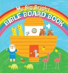 My-Big-Bright-Bible-Board-Book-Christina-Goodings-Used-Good-Book