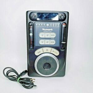 Numark-AXIS-9-Professional-Tabletop-CD-Player-DJ-Disc-Pad-Loop-Stutter-Scratcher