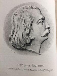 Theophile-GAUTIER-MADEMOISELLE-DE-MAUPIN-1880-Reliure-1-2-MAROQUIN