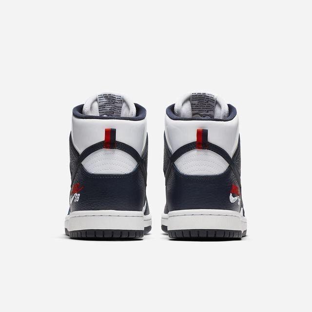 Nike dunk dunk dunk sb - männer hohe pro - größe 11,5 neu a8b6eb