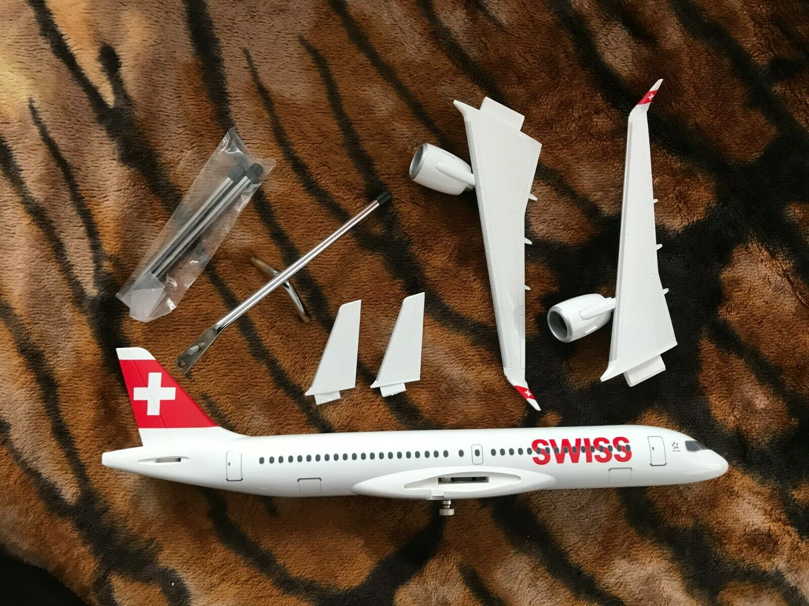 Swiss Bombardier cs300 in 1 100 Limox eo Hogan Premium Qualità