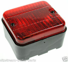 TRAILER REAR FOG AJBA FP20,LAMP-PARTS FIT TO,IFOR WILLIAMS INDESPENSION