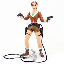 "Tomb Raider LARA CROFT 6"" Action Figure Playmates 2000"