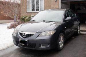 2008 Mazda MAZDASPEED 3 GS *Ltd Avail*