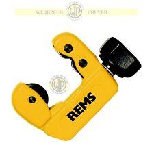 """REMS Rohrabschneider RAS Cu-Inox 3-28 mm 1/8""""-1.1/8"""" Mini f.Kupfer-Edelstahl"""