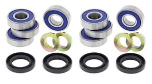 Can-Am Outlander 800 XMR 2015 Both Rear Wheel Bearings And Seals