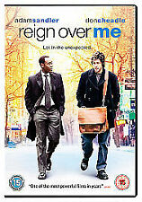 Reign Over Me (DVD, 2007) Adam Sandler, Don Cheadle, Jada Pinkett-Smith