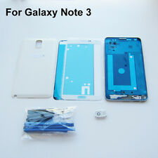 Replacement Parts for Samsung Note 3 housing set accessories Tools LCD glas