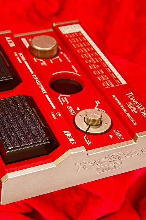 KORG TONEWORKS AX3B for Bass MODELING Multi-Effects PROCESSOR