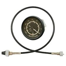 Tachometer Withcable 5 Speed Proofmeter Fits Ford Naa 900 901 2000 4000
