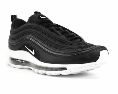 Regularmente Compra Persistente  Sale Men's Nike Air Max 97 921826 001 Trainers Black White | eBay
