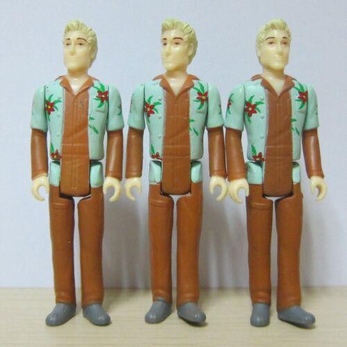 3X Funko ReAction Super 7 Firefly-Hoban Washburne Figure Loose Toy