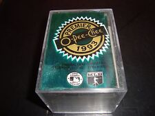1993 O Pee Chee Premier Baseball Complete Set NM-M Condition 1 - 132