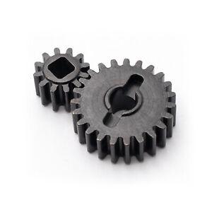 KYX-Gear-Portal-Axle-Steel-Teeth-Kit-Para-Axial-Capra-UTB-RC-Crawler-Car-Parts