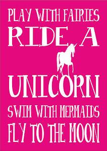 unicorn play on words