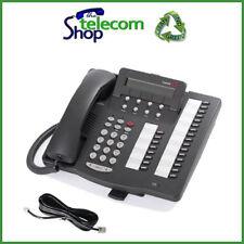 6424D 20CC 8520 ISDN 9110 9330 Office Phone Headset Avaya 2010 2030 2050 6408D
