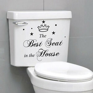 Image Is Loading The Best Seat In The House Quote Toilet