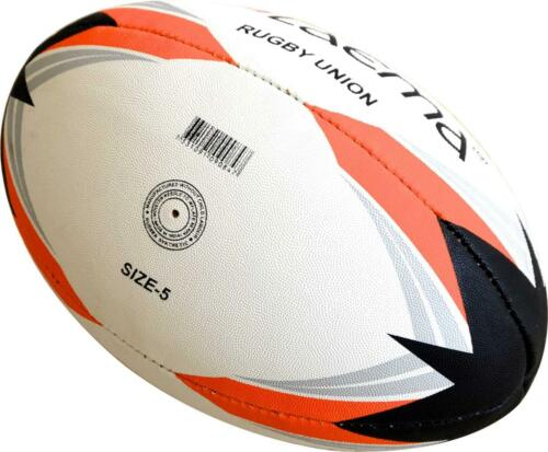 Size5 10X High Abrasion Advance PIN GRIP 4 PLY Rugby Union Match Ball PANTHERS
