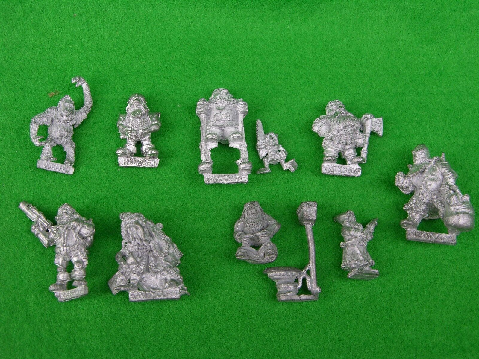 Gw zitadelle miniaturen limited editions & seltene version, multi-listing