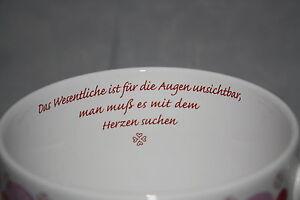 Das-Wesentliche-ist-fuer-die-Augen-Waechtersbach-Tasse-600ml-Jumbotasse-alte-Serie