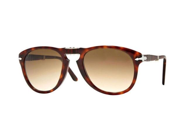 8ebe727f69 Sunglasses Persol Sunglasses PO0714 FOLDING havana brown faded 24 51