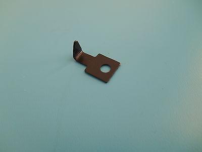 (b6) Universale Posteriore Metallo Nero Dinky Toys