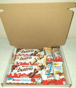 Pasqua Kinder Bueno Cioccolato Barre Regalo Buca delle Lettere cesto regalo idea regalo.