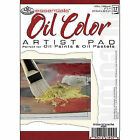 2 Essentials Oil Color Palette Paper 12 Sheets Royal Brush 1 Acrylic 35 Pages