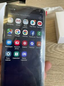 Samsung Galaxy S9 Carbone 64 Go COMME NEUF