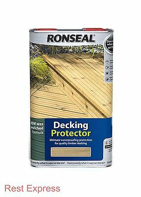 Ronseal Decking Protector 5 litre - 5L