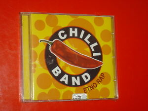 CHILLI BAND ETNO RAP CD 11 TRACKS NEW SEALED 2002 MADE IN ITALY - Italia - CHILLI BAND ETNO RAP CD 11 TRACKS NEW SEALED 2002 MADE IN ITALY - Italia