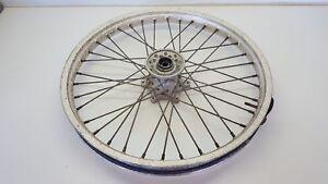Bent-Front-Wheel-Yamaha-WR200-WR-200-TT-250-350-Rim-21x1-60-1992-1996