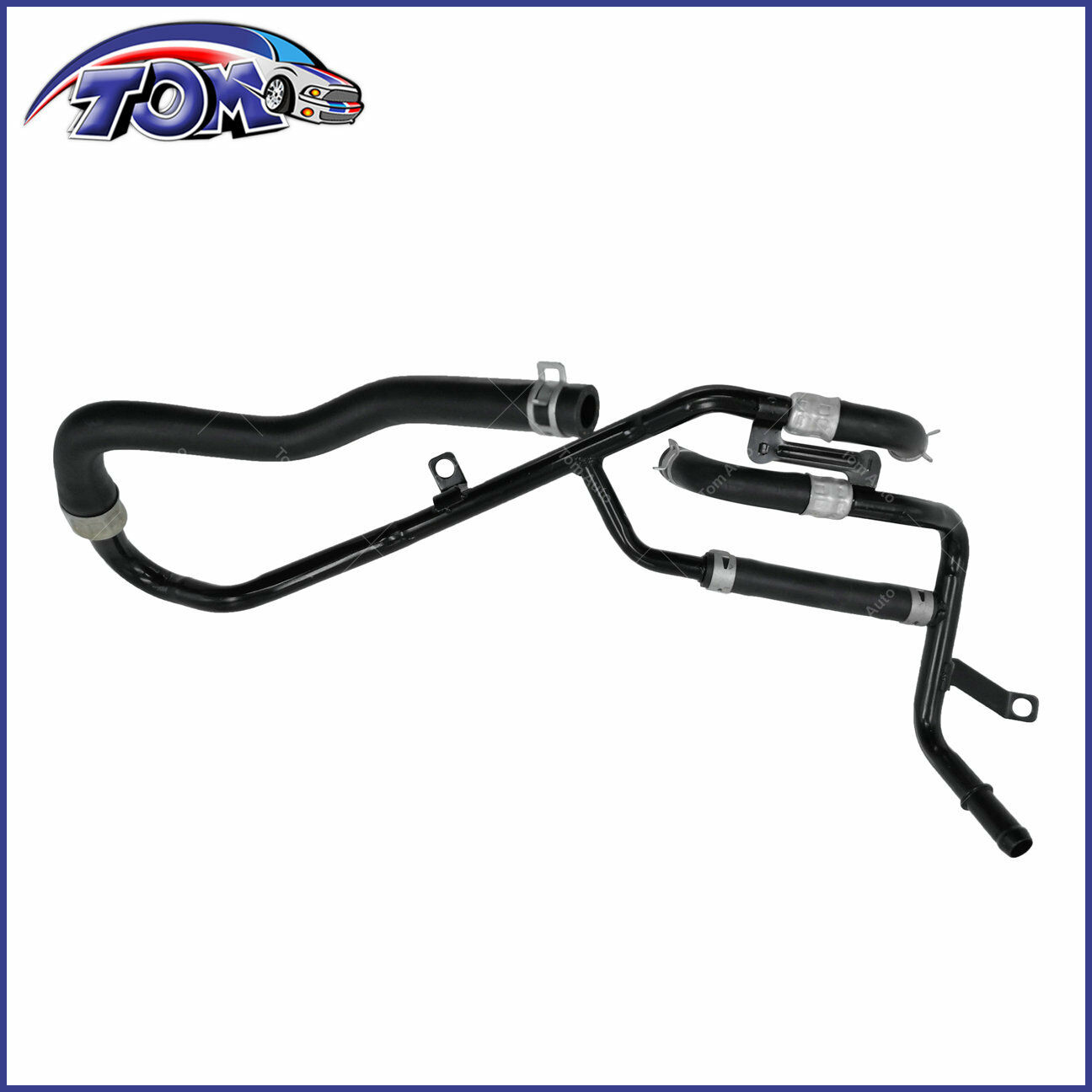 HVAC Heater Hose Assembly Inlet /& Outlet For Ford Taurus Mercury Sable