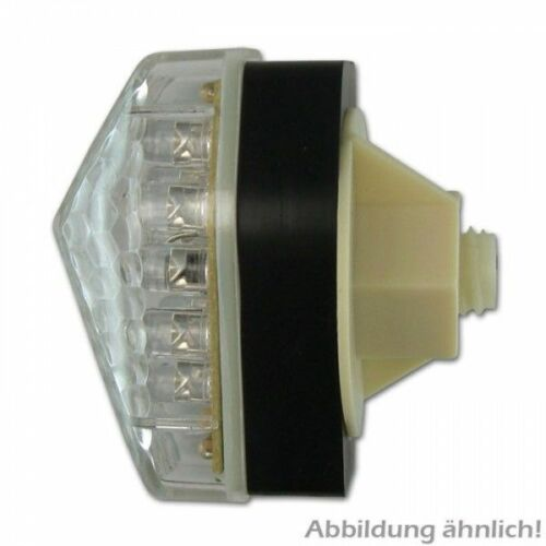 E-geprüft getönt HS284117 LED-Verkleidungsblinker YAMAHA Paar Motorrad