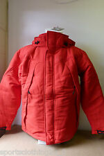 NIKE THERMORE  PADDED SKI - SNOWBOARD - JACKET-  BRIGHT RED  BNWT SIZE M