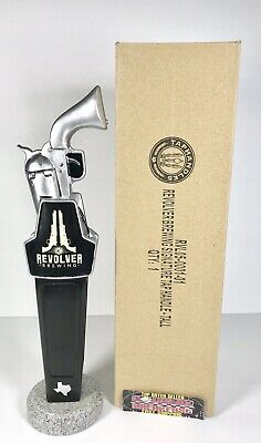 """Edmund/'s Oast Brewing South Carolina Beer Tap Handle 11.5/"""" Tall Brand New In Box"""