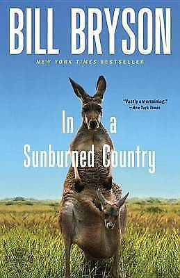 1 of 1 - In A Sunburned Country by Bill Bryson (Paperback)