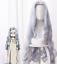 My//Boku no Hero Academia Season 4 Eri Cosplay Costume Halloween White Dress Wig