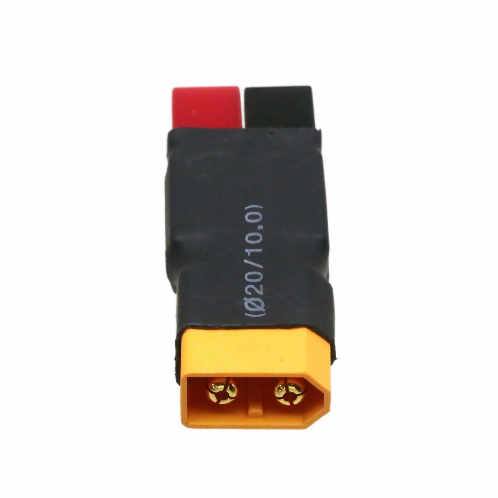 DC Power 45A 45Amps to XT60 Male Adapter charging Radio YAESU ICOM KENWOOD Volt