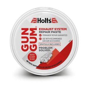 Holts-pistola-goma-goma-de-masilla-Pasta-De-Reparacion-Silenciador-De-Escape-200G-Banera-poste-libre
