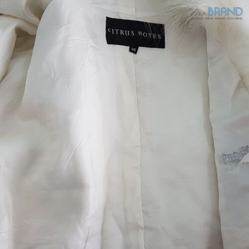 Giacchino Fur Lapin mex In Art 3563 pelz Pelliccia BrqrCw
