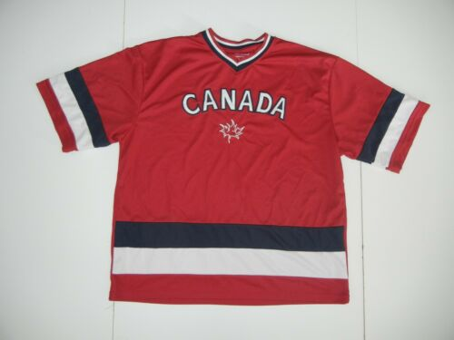 TEAM CANADA Canadian Red Flag WINTER OLYMPICS HOCK