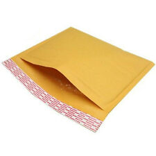 20-pack: Self Sealed 8 x 11 Yellow Bubble Envelopes