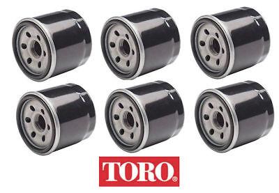 6-PACK OF GENUINE OEM TORO ENGINE OIL FILTER 120-4276 136-7848 636947512476  | eBay