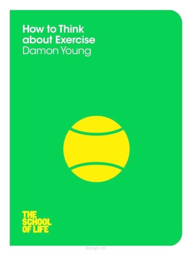 1 of 1 - How to Think About Exercise (The School of Life), Acceptable, School of Life, Th