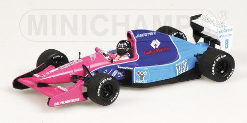 1 43 BRABHAM JUDD BT60 Damon Hill Saison 1992