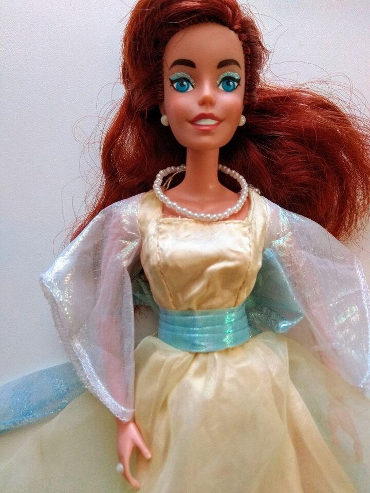 Barbie, Disney og Anastasia