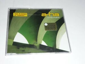 A-Ha-Lifelines-GERMAN-CD-Single-SEALED