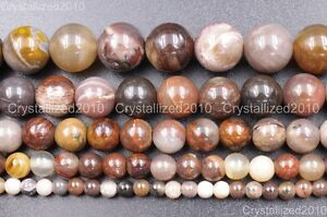 Piedras-Preciosas-Naturales-Madera-Petrificada-silicificada-cristal-de-cuarzo-ronda-granos-de